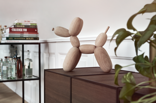 Balloon Dog Wood
